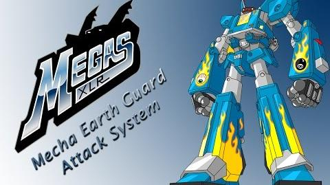MEGAS XLR Review!!! (MECHA MAY)