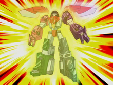 Super Ultra-Dimensional Magno Extreme Robotoid Power Zorp