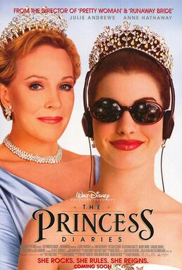 The Princess Diaries film