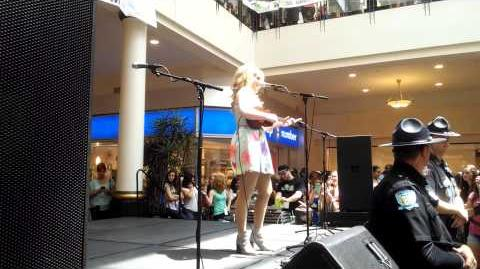 Lucky With Your Love - Meghan Trainor live