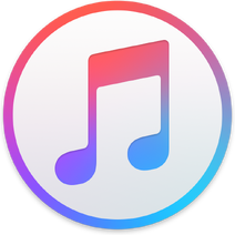 ITunes and Apple Music circle