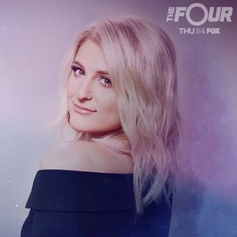 what song did meghan trainor wrote for rascal flatts