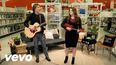 "Meghan Trainor - Meghan Trainor performs ""Just a Friend to You"" at Target"