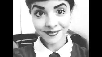Melanie Martinez - Can't Shake You (Back-up Vocals Recording)-1