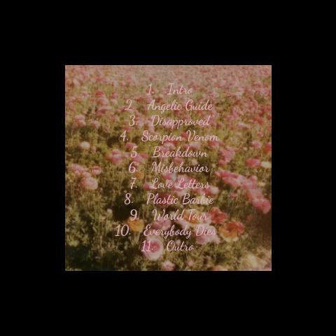 <i>Growntown</i> tracklist