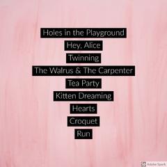 back of the album