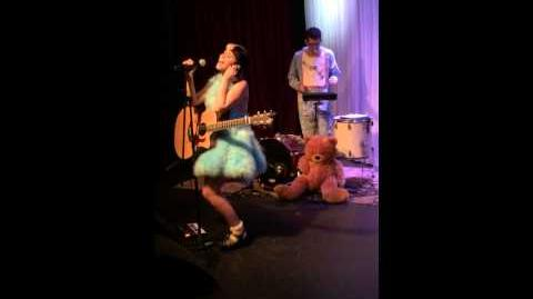 Melanie Martinez - Drunk in Love (Beyoncé Cover) - Live at The Lab (Dollhouse EP Tour)