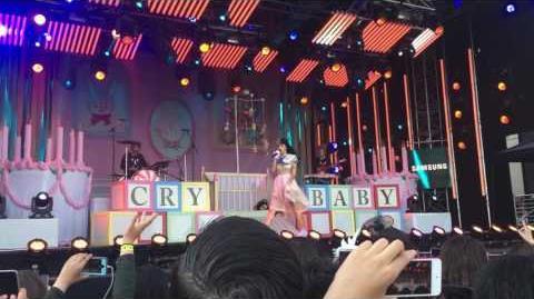 Melanie Martinez - Cry Baby (Jimmy Kimmel Live)