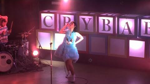 Melanie Martinez - Pity Party LIVE (10 7 15)