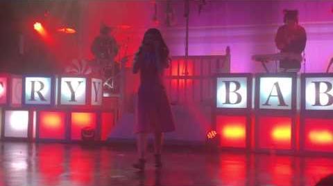 Melanie Martinez Mad Hatter live in concert in Kansas City crybaby tour