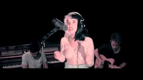 "A-Sides Presents Melanie Martinez ""Pity Party"" Acoustic Session (9-20-2015)"