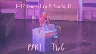 K-12 Melanie Martinez Tour Full Performances (Part 2 ?)