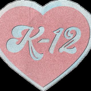 <i>K-12</i> logo