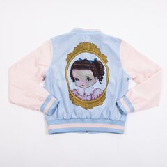 Cry Baby bomber jacket