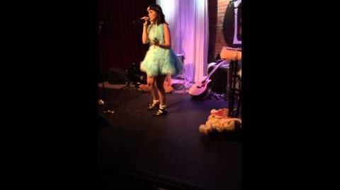 Melanie Martinez - Alphabet Boy - Live at The Lab (Dollhouse EP Tour)