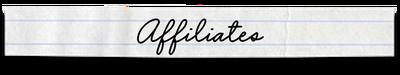 Affiliates font