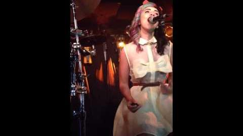 Melanie Martinez at Webster Hall- High and Dry