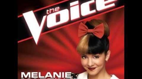 "Melanie Martinez ""Cough Syrup"" - The Voice (Studio Version)"