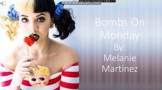Bombs ON Monday For Wikia