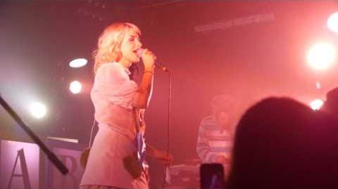 Melanie Martinez - Pity Party LIVE HD (2015) Hollywood Troubadour
