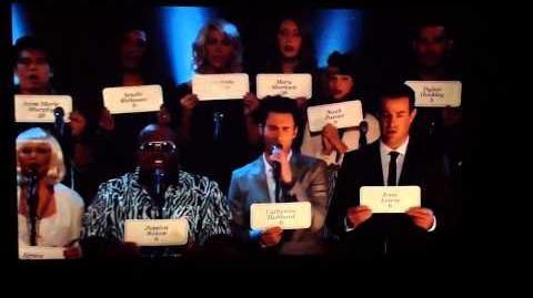 "The Voice- Sandy Hook Tribute ""Hallelujah"""