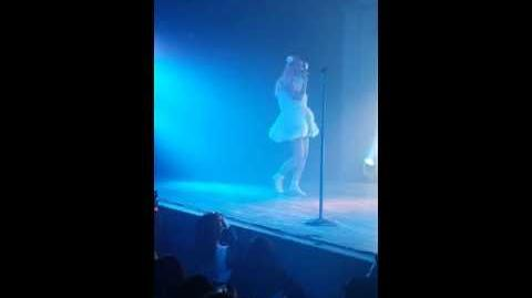 Melanie Martinez - Sippy Cup at The Myth in St