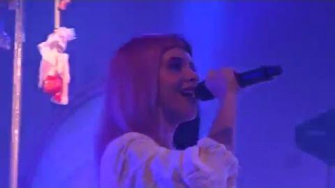 Melanie Martinez - Pity Party - Live - South Side Music Hall - Dallas TX - 4-9-16