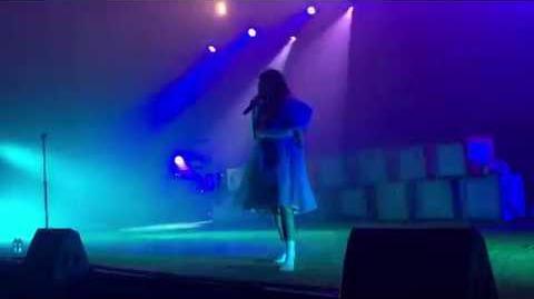 Melanie Martinez Soap Live Melbourne 17th August 2016