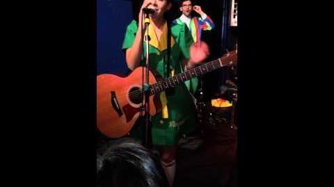 Melanie Martinez - Dead To Me (Live @ El Corazón Lounge in Seattle Nov 14, 2014)