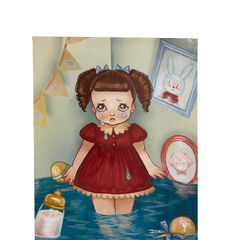 A poster of <i>Cry Baby</i>