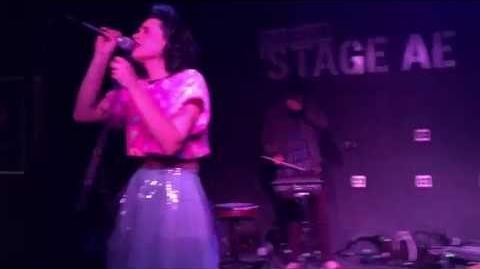 Carousel - Melanie Martinez (Pittsburgh 3 13 2015) Dollhouse Tour Part 3