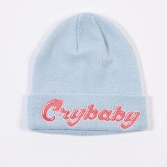 Embroidered Crybaby beanie