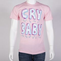 <i>Cry Baby</i> clouds t-shirt