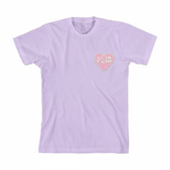 Lilac <i>K-12</i> logo t-shirt