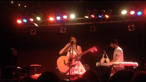 Melanie Martinez My Everything Ariana Grande cover - Boston