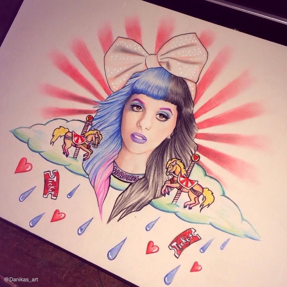Image - Melanie martinez carousel drawing by danikas art26-d86xiqv ...