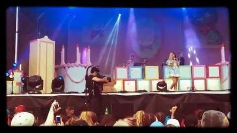 Tag Your It Live Melanie Martinez Austin City Limits 2016 Weekend 1
