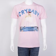 Pink <i>Cry Baby</i> album cover t-shirt