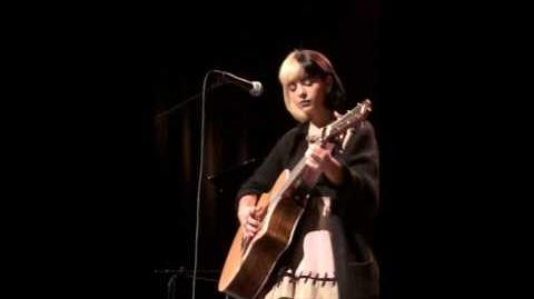 Melanie Martinez sings Royals