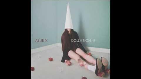 Allie X - Simon Says (Audio)