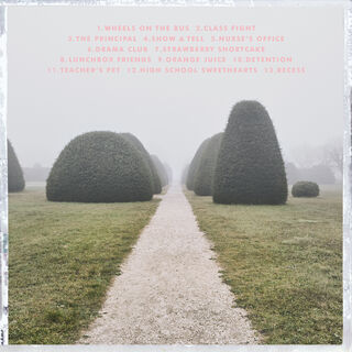 <i>K-12</i> tracklist