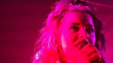 Melanie Martinez - Milk And Cookies LIVE HD (2015) U Street Music Hall