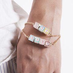 <i>Cry Baby</i> block bracelet