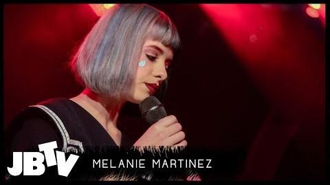 Melanie Martinez - Dollhouse Live @ JBTV