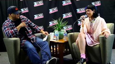 Melanie Martinez Interview with Tre