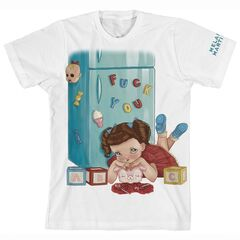 <i>Alphabet Boy</i> t-shirt