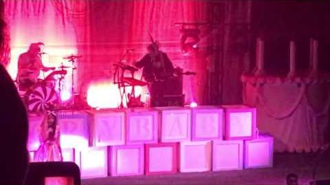 Dollhouse - Melanie Martinez Live at the Norva - 9 19 16