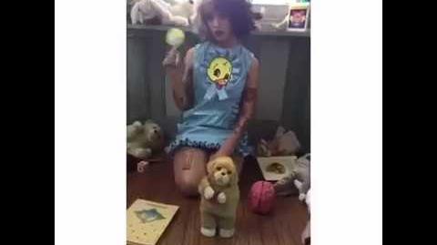 Melanie Martinez - Cry Baby (Behind the Scenes Clip)