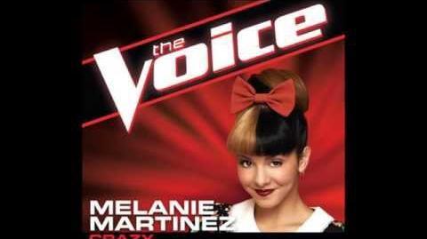 Melanie Martinez - Crazy (the Voice) full studio version