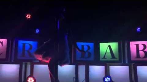 Cry Baby - Melanie Martinez live in Boston 9 3 15